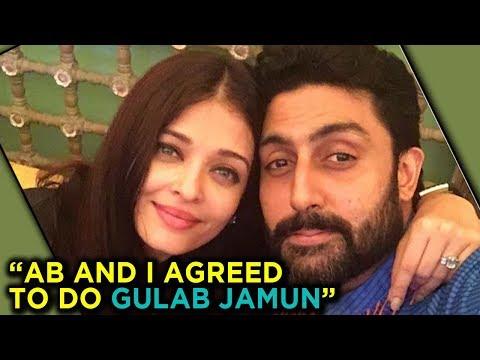 Gulab Jamun | Aishwarya Rai CONFIRMS Film With Abh