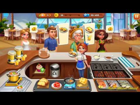 Super Cooking Game :Cooking Joy ! Let's Cook !Level 30-31! Baking Kitten And Cooking Games For Kids