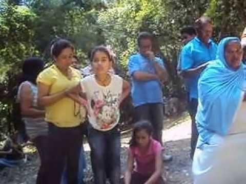 APARIÇÃO DE SANTA MARIA DAS GRAÇAS  NA ÁGUA SANTA EM 12.10.2014 PARTE 2 (MENSAGEM)  MOV05980