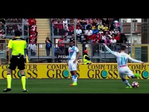Empoli Napoli 2 3  all goals HIGHLIGHTS 19 03 2017