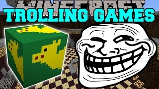 Who will survive Lucky Blocks in the Trolling Games?! Jen's Channel http://youtube.com/gamingwithjen Don't forget to subscribe ...