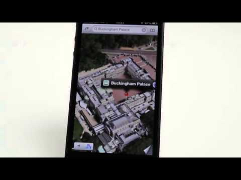iPhone 5 iOS 6 features video