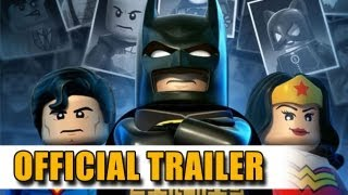 LEGO Batman: The Movie - DC Superheroes Unite Trailer