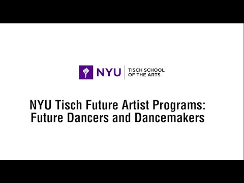 Future Dancers and Dancemakers Workshop Informational Video