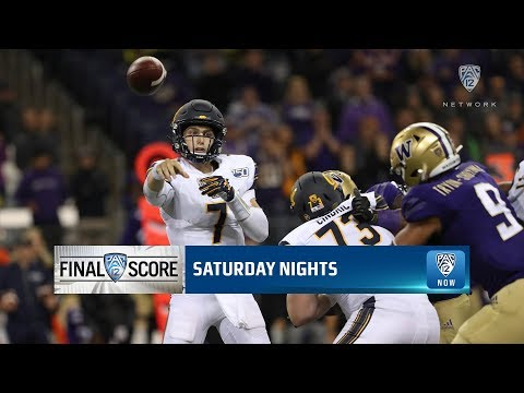 Highlights: Cal football upsets No. 14 Washington on late field goal