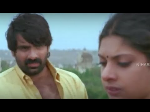 Download Maheswari Meets Raviteja And Gets Emotional About Her Father || Neekosam Movie Scenes HD Mp4 3GP Video and MP3