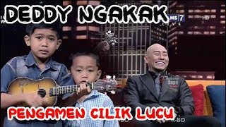 Video DEDDY Dibuat Guling2 Sama PENGAMEN CILIK LUCU - Hitam Putih 26 Oktober 2017 MP3, 3GP, MP4, WEBM, AVI, FLV November 2017