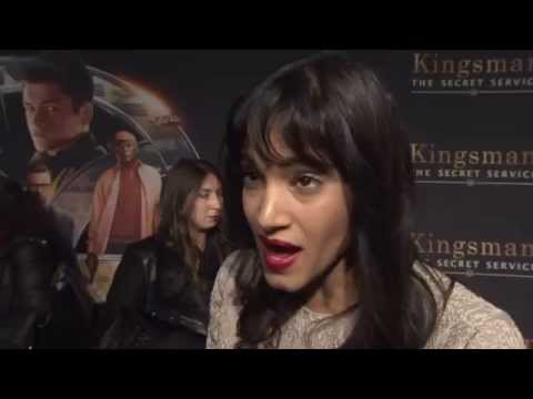 SOFIA BOUTELLA as Gazelle in Kingsman: The Secret Service