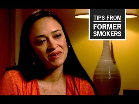 Beatrice's son, Nick, wrote her a letter urging her to quit smoking. In this video from CDC's Tips From Former Smokers campaign, she tells how this act of love gave her the courage to end a lifelong habit.