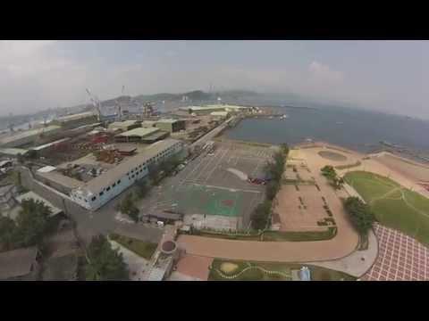 Zhongzheng District Drone Video