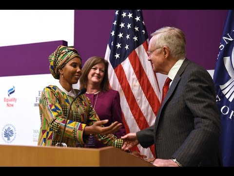 End Female Genital Mutilation (видео)