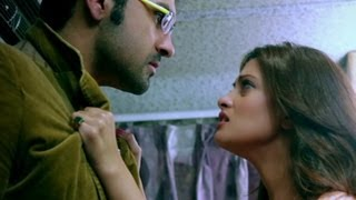 Riya Sen is surprised with Arya Babbar's selfishness - Zindagi 50 50