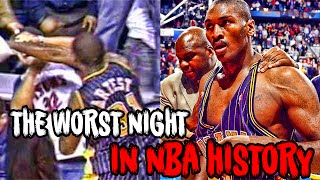 Video The WORST Night In NBA HISTORY (The Malice At The Palace) MP3, 3GP, MP4, WEBM, AVI, FLV Mei 2019