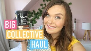 Hi everyone! How are you? Well I hope! So, I am back with a haul video - a collective haul of some beauty, clothing and ...