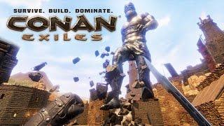 Видео к игре Conan Exiles из публикации: Дата выхода Conan Exiles на ПК и анонс Xbox One версии