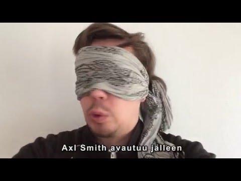 Axl Smith avautuu jälleen tekijä: Pelkokieliset Uutiset