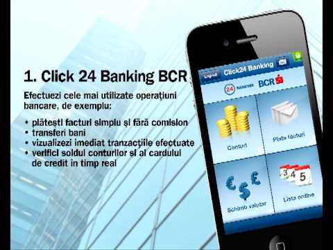 Video of Touch 24 Banking BCR