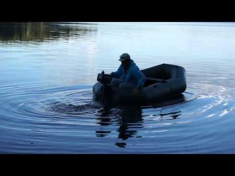 видео лодок пвх на море