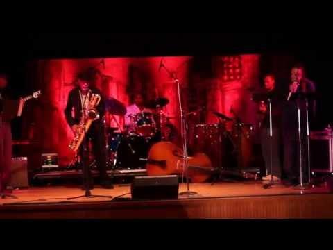 Quincy Troupe, Ronnie Burrage, Kelvyn Bell, Hamiet Bluiett & Nimrod Speaks PSU 2012