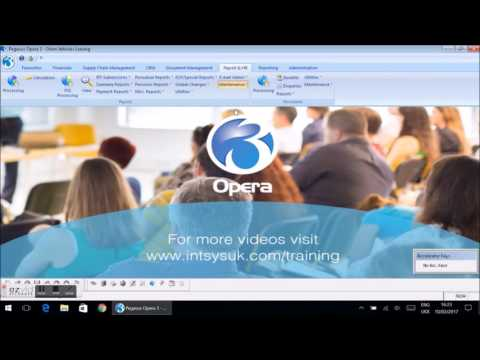 How to set student loans in Pegasus Opera 3