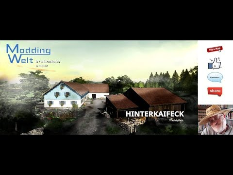 HINTERKAIFECK MAP v1.0.0.0