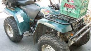 10. Yamaha Big Bear ATV Carburetor Clean & Repair Part 3 of 3