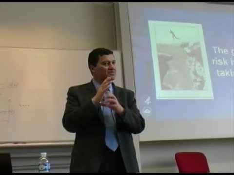 Lehrstuhl für therapeutische Innovation - Elias Zerhouni