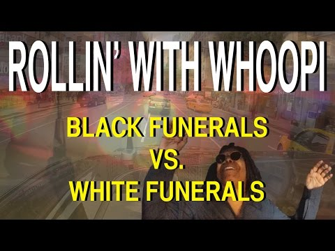 whoopi - Ever wonder what the differences are between the two funerals? They LEAP! -------------------------------------- Executive Producers: Tom Leonardis & Whoopi Goldberg Produced & Edited by:...