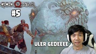 Video Ketemu Uler GEDE | God Of War | Indonesia | Part 5 MP3, 3GP, MP4, WEBM, AVI, FLV Agustus 2019