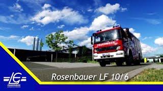 Leinfelden-Echterdingen Germany  city photo : Rosenbauer Werbevideo Feuerwehr Leinfelden Echterdingen #myrosenbauer