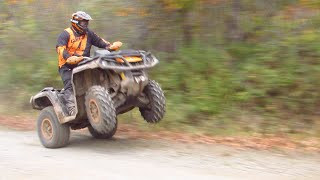 7. NEW 2015 CanAm Outlander 1000 XTP