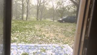 Danville (PA) United States  City pictures : May 22 2014 Danville pa hail storm extreme weather