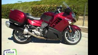 7. FOR SALE- 2009 Kawasaki Concours 14 ABS $9,795.wmv