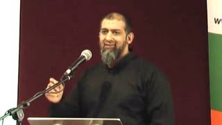 The Rise of Islamophobia - Alyas Karmani
