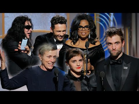 Golden Globe 2018: Watch the Most Memorable Moments!