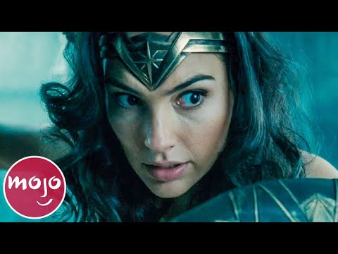 Top 10 Greatest Wonder Woman (2017) Moments
