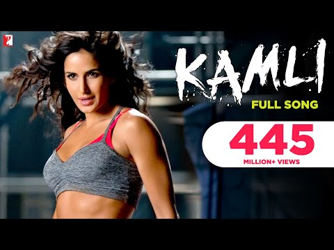 Video Kamli - Full Song | Dhoom:3 | Katrina Kaif | Aamir Khan | Sunidhi Chauhan | Pritam download in MP3, 3GP, MP4, WEBM, AVI, FLV January 2017