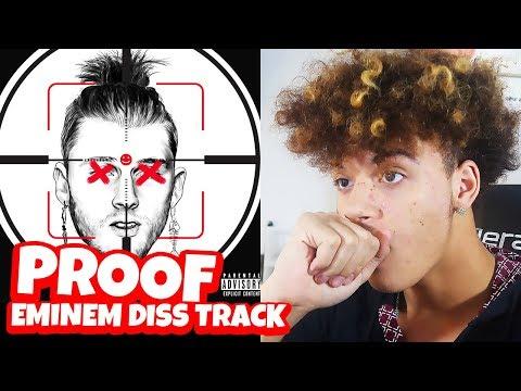 Proof Eminem Diss Track Is A W... (Eminem Killshot) REACTION!