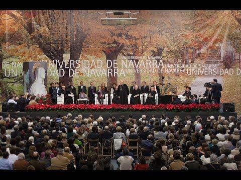 El Prelado, en la Universidad de Navarra