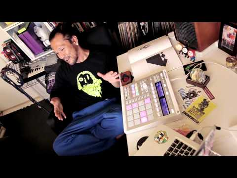 olive oil - Don't forget to turn your captions on. Japanese beat mastermind Olive Oil chops, arranges, and mixes his tracks entirely in MASCHINE. http://www.native-instr...