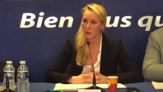 Video Prix du meilleur argument politique pour Marion Maréchal le Pen MP3, 3GP, MP4, WEBM, AVI, FLV Juni 2017