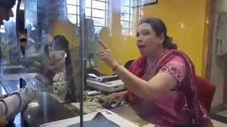XxX Hot Indian SeX A Heated Argument At The Railway Ticket Counter Of Lokmanya Tilak Terminus .3gp mp4 Tamil Video