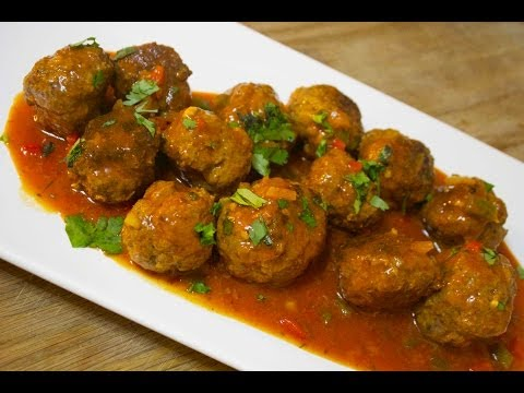 Cuban Meatballs - Cooked by Julie - Episode 106