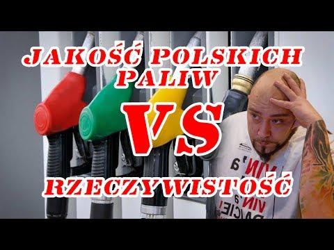 Jakość Polskich paliw VS rzeczywistość