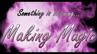 MAKING MAGIC now on YouTube!