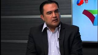 Luis Moreno Hernández, pdte. del PES en BC