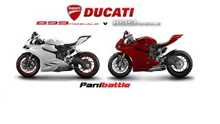 8. Ducati 899 & 1199s Panigale Review