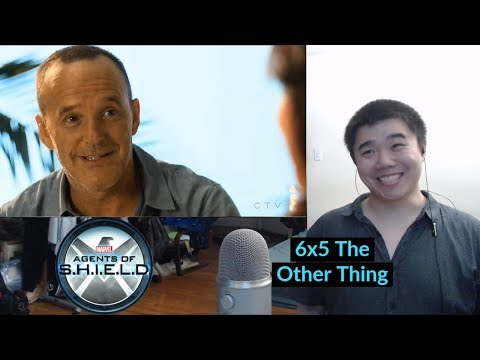 Agents of SHIELD Season 6 Episode 5 The Other Thing- Reaction and Discussion!