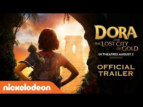 Dora & the Lost City of Gold | Official Trailer | Dora the Explorer | Nick