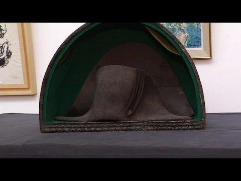 Frankreich: Napoleons Waterloo-Hut wurde versteigert